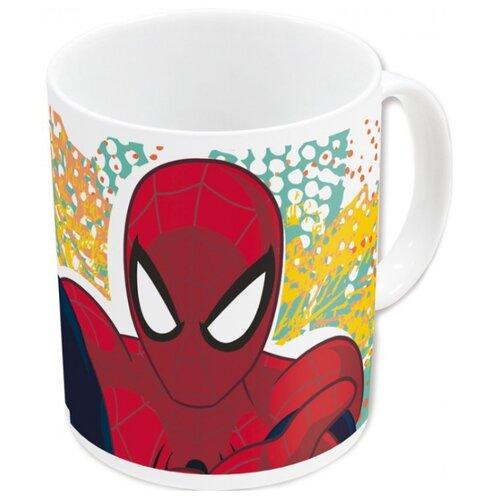 Фото - Stor Кружка Великий Человек-паук №4 325 мл белый/красный stor кружка мстители 4
