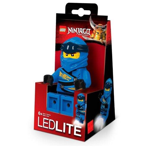 LGL-TO37 Игрушка-минифигура-фонарь LEGO Ninjago - Jay ночники lego игрушка минифигура фонарь star wars штормтрупер