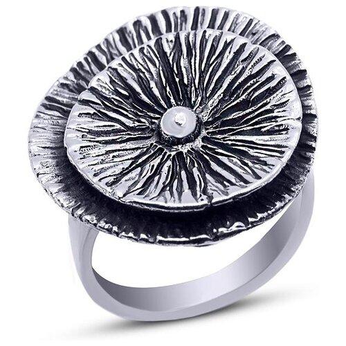 Silver WINGS Кольцо из серебра 21r396-b-179-246, размер 17 silver wings подвеска из серебра 23p204 b 179 246