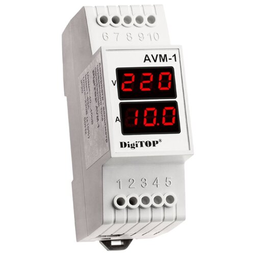 Вольтметр цифровой Digitop АVМ-1