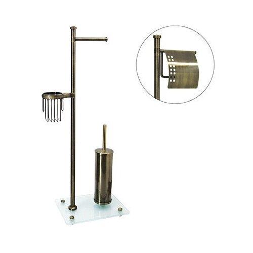 Фото - Комбинированная напольная стойка WasserKRAFT K-1234 комбинированная напольная стойка wasserkraft k 1234