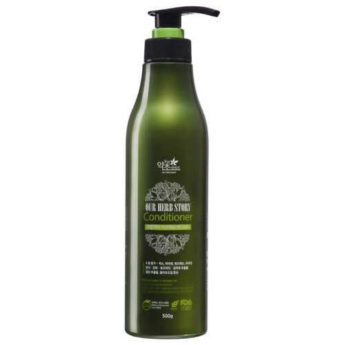 Our herb story кондиционер для волос 500 г.