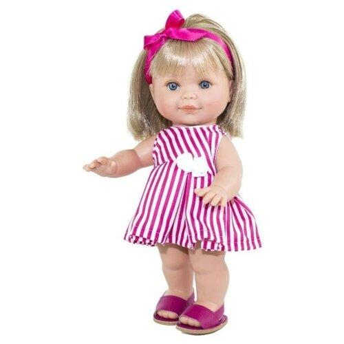Кукла Lamagik Бетти в платье в полоску, 30 см, 31113C