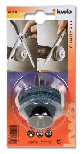 Насадка для заточки ножей и ножниц kwb 4938-00