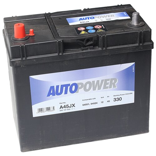 Автомобильный аккумулятор Autopower A45JX