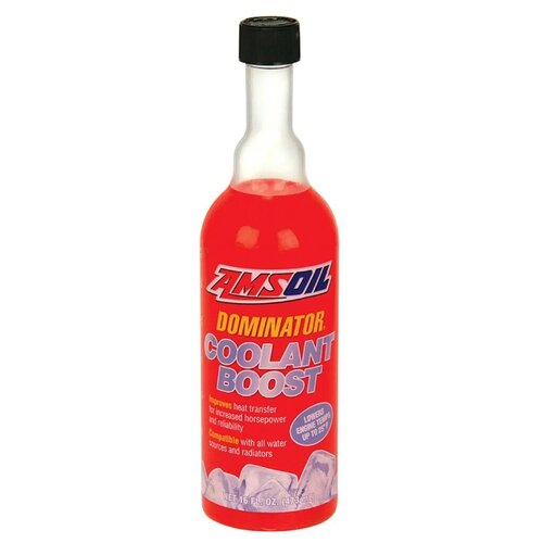 AMSOIL Dominator Coolant Boost 0.473 л