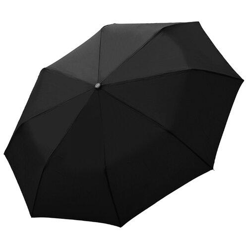 Фото - Мужской зонт складной Doppler, артикул 7441466, спицы из фибергласа мужской зонт трость doppler артикул 71963dmas спицы из фибергласа купол 130 см вес 350 грамм