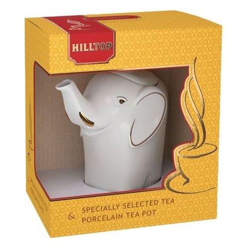 Чай черный Hilltop Королевское Золото Premium подарочный набор , 80 г