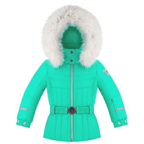 Куртка Poivre Blanc размер 98, emerald green