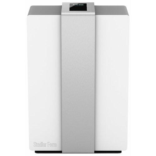 Очиститель/увлажнитель воздуха Stadler Form R-002R, серебристый/белый очиститель воздуха stadler form roger r 011 белый