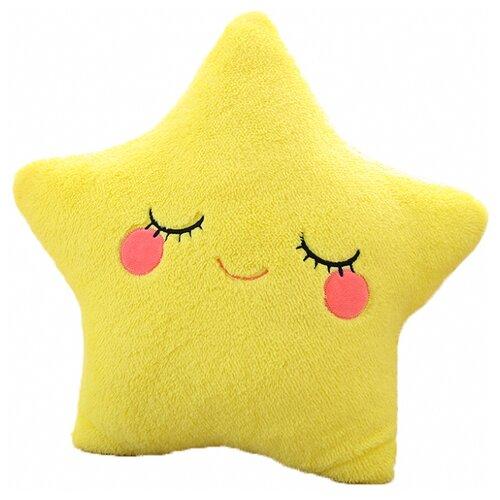Мягкая игрушка Звезда 40 см / Детская игрушка плюшевая звезда / Детский подарок
