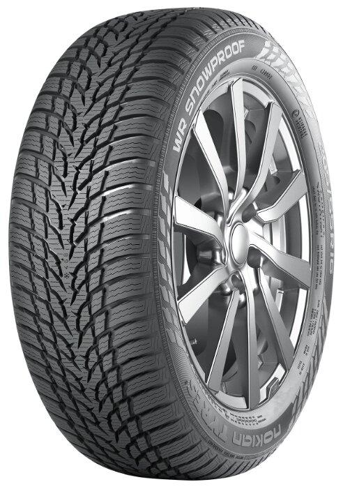 Автомобильная шина Nokian Tyres WR Snowproof 195/55 R16 87H зимняя — купить по выгодной цене на Яндекс.Маркете