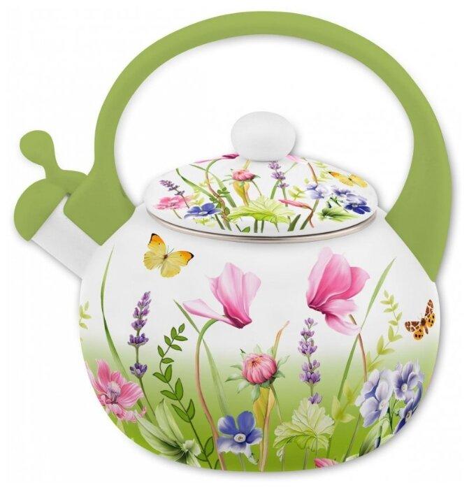 Чайник кухонный APPETITE FT7-PR Примавера