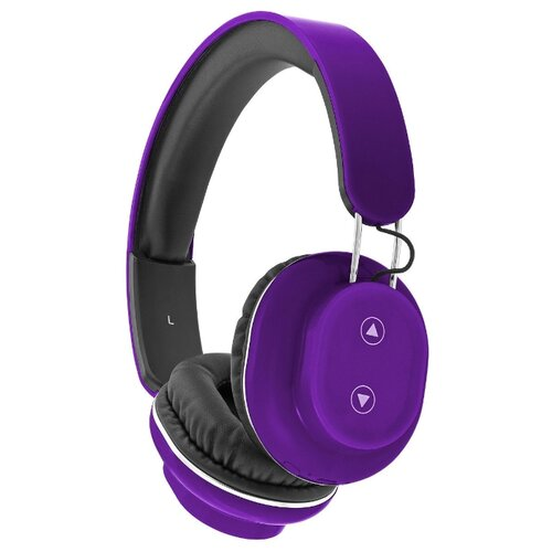 Наушники INTERSTEP SBH-350 Touch violet наушники interstep sbh 250 hit черный