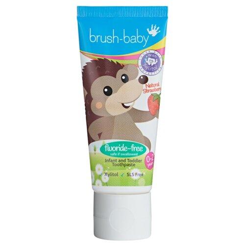 Купить Зубная паста Brush Baby BRB091/030 0-2 лет, 50 мл, Гигиена полости рта
