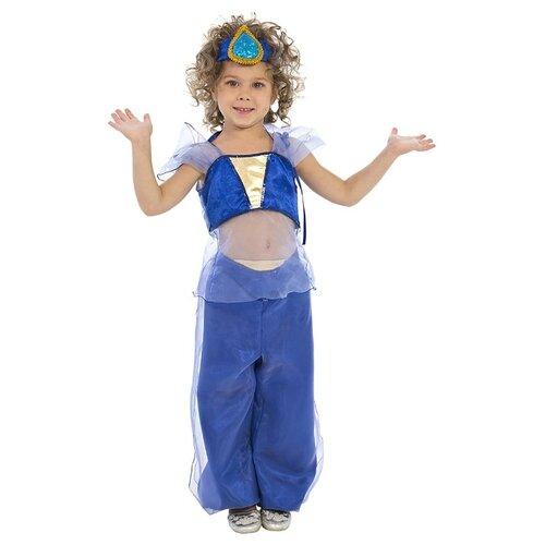 Купить Костюм Вестифика Звезда востока (102 078 / 102 077), синий, размер 128-134, Карнавальные костюмы