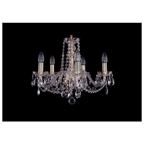 Люстра Bohemia Ivele Crystal 1402 1402/5/160/G, E14, 200 Вт люстра bohemia ivele crystal 1402 1402 4 160 g e14 160 вт