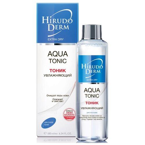 Hirudo Derm Тоник увлажняющий Aqua 180 мл hirudo active