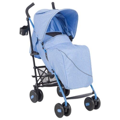 Прогулочная коляска Glory 1110, голубой прогулочная коляска bimbo angel f голубой