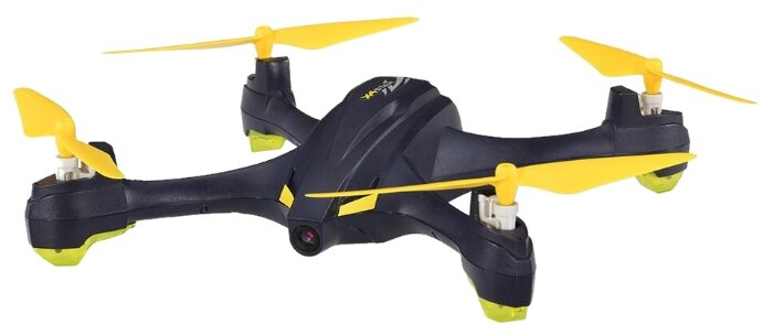 Квадрокоптер Hubsan X4 Star Pro H507A+HT0009 фото 1