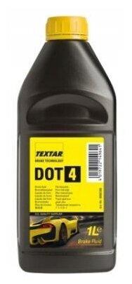 Жидкость Тормозная Dot4 Lv, Brake Fluid, 0.25л Textar арт. 95006000