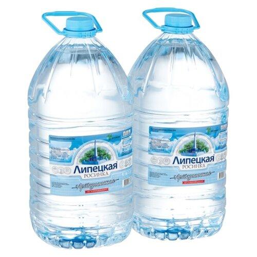 Вода питьевая артезианская первой категории Липецкая-Лайт негазированная, ПЭТ, 2 шт. по 5 л истэль вода талая негазированная 12 шт по 0 5 л