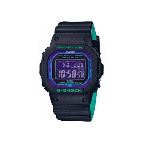 Часы CASIO G-SHOCK GW-B5600BL-1E черный casio часы casio gd 400 1e коллекция g shock