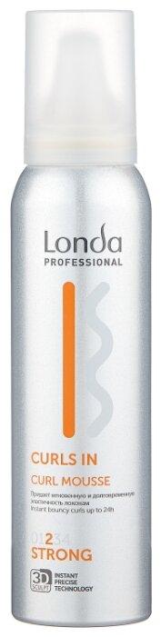 Londa Professional Curls In мусс для кудрявых