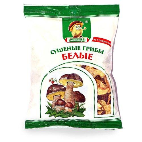 Экопродукт Белые резаные сушеные (Россия) 50 г