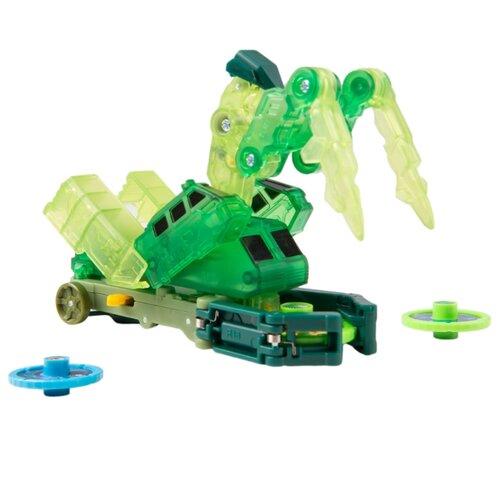 Интерактивная игрушка трансформер РОСМЭН Дикие Скричеры. Линейка 2. Гейткрипер (34826) зеленый интерактивная игрушка трансформер росмэн дикие скричеры линейка 2 ти реккер 35867