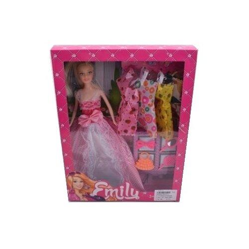 Кукла Shantou Gepai, 29 см, B1840600 кукла shantou gepai с коляской cs5832ha