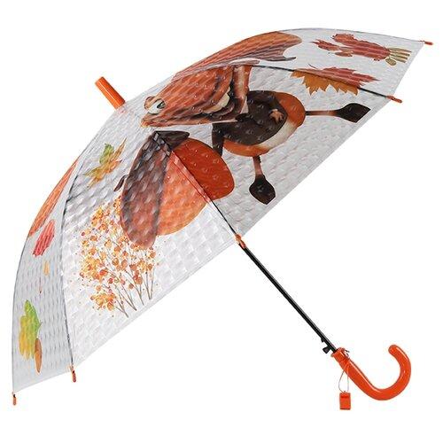 Зонт Джамбо Тойз оранжевый