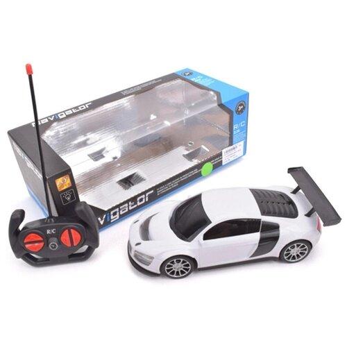 Машинка XY Toys AJ11-20 1:16 26 см белый xy ii 1650