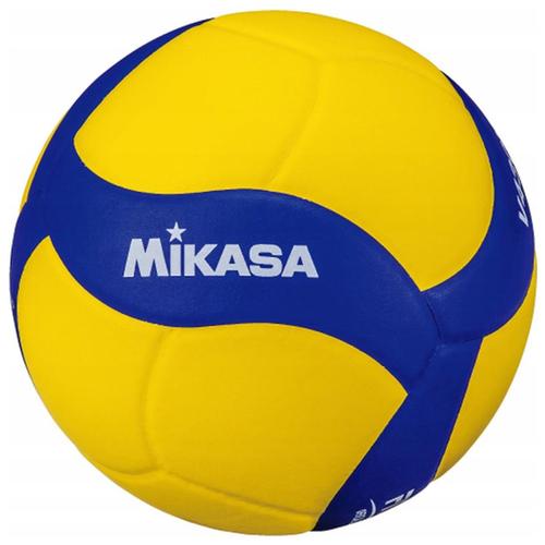Волейбольный мяч Mikasa V430W желтый/синий
