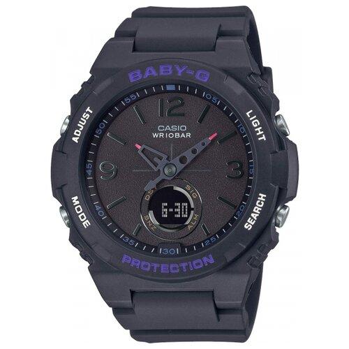 Наручные часы CASIO BGA-260-1A наручные часы casio eqw m1000db 1a