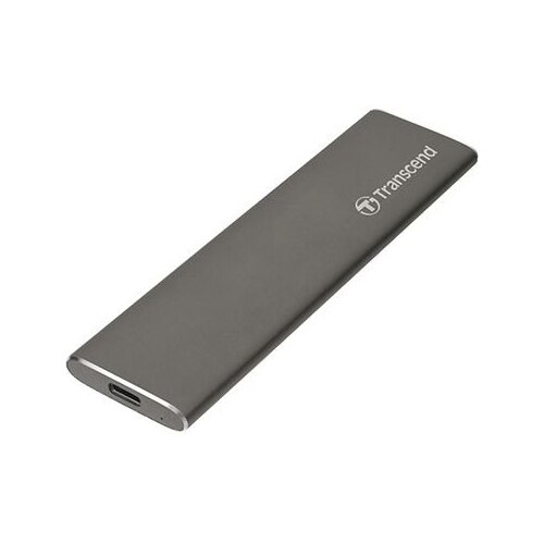 Фото - Внешний твердотельный накопитель External SSD Transcend 960Gb, USB 3.1 Gen 1, Type C 1920gb внешний ssd накопитель usb3 1 type c hikvision t100i розово золотой 450mb s 3г гар