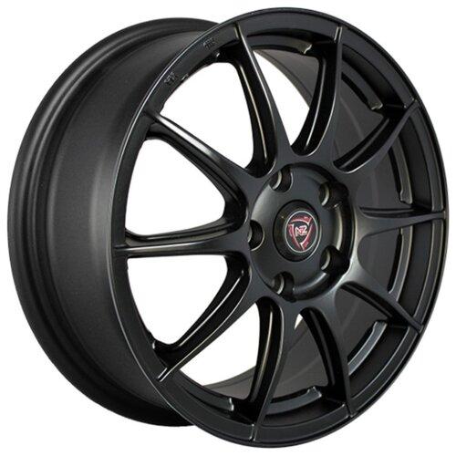 Фото - Колесный диск NZ Wheels F-27 6x15/5x105 D56.6 ET39 MB колесный диск nz wheels sh655 6x15 5x105 d56 6 et39 silver