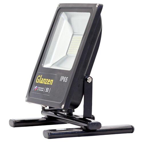 Прожектор светодиодный 50 Вт Glanzen FAD-0016-50 portable led spotlight glanzen fad 0014 20