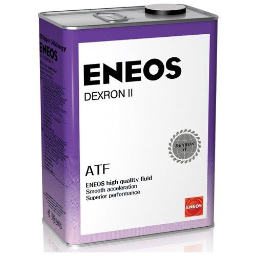 Трансмиссионное масло ENEOS ATF DEXRON-II 4 л 4 кг