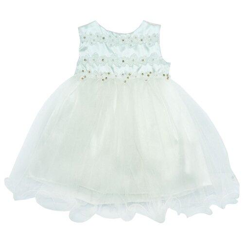Купить Платье Папитто размер 74, экрю, Платья и юбки