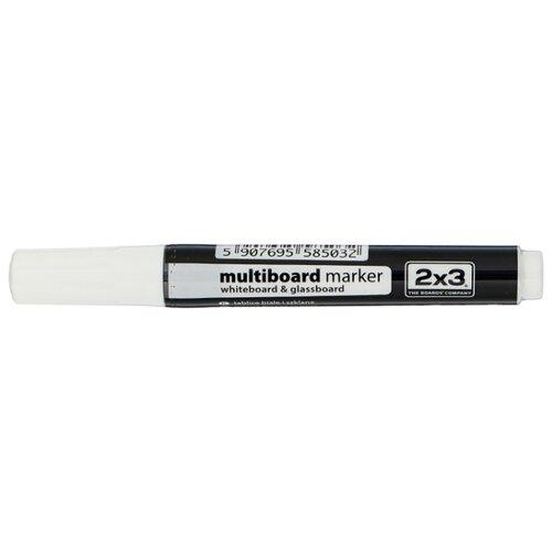 2x3 Маркер (AS141Z) белый