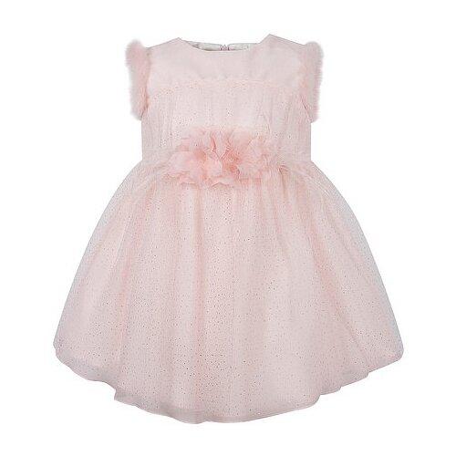 Платье Baby A. размер 74, розовый