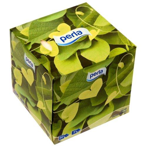 Салфетки WEPA Perla косметические в кубе 21 х 20 см