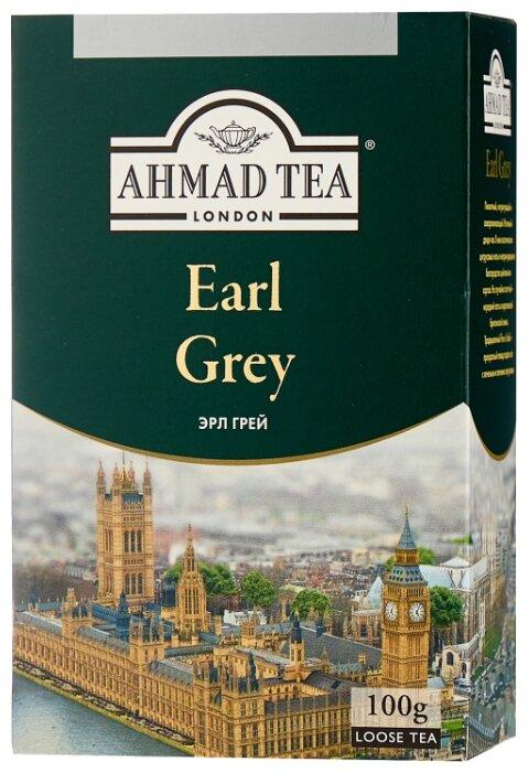 Чай черный Ahmad tea Earl grey, 100 г