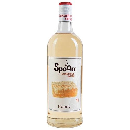 Сироп SPOOM Мёд 1 л