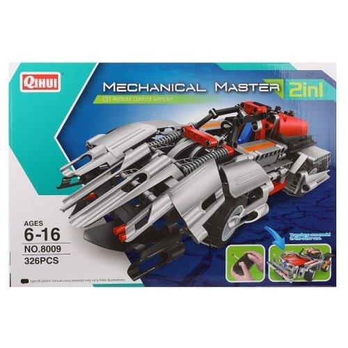 Купить Электромеханический конструктор QiHui Mechanical Master 8009 Призрачная сабля, Конструкторы