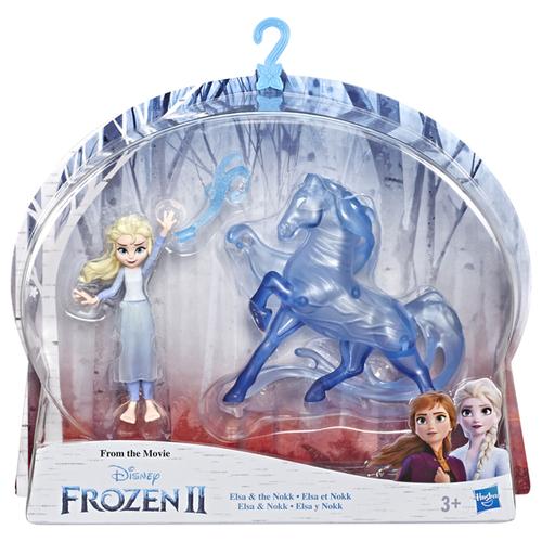 Набор кукол Hasbro Disney Princess Холодное сердце 2 Делюкс, E5504EU4 набор кукол hasbro disney princess холодное сердце 2 делюкс e5504eu4