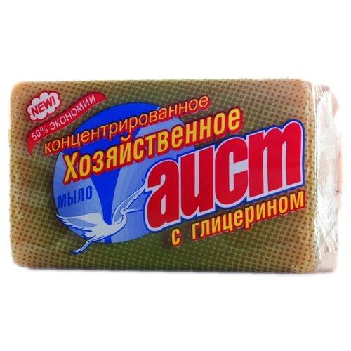 Хозяйственное мыло Аист с глицерином 0.15 кг