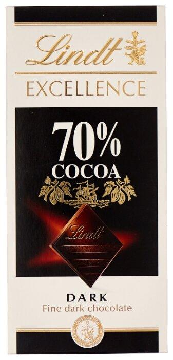 Шоколад Lindt Excellence горький
