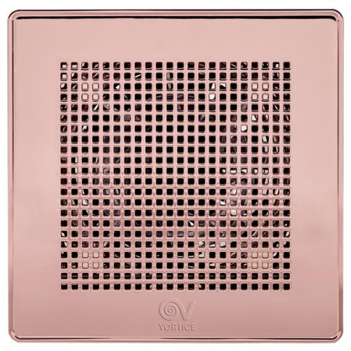 Фото - Вытяжной вентилятор Vortice Punto Evo ME 100/4 LL, pink gold 9 Вт вытяжной вентилятор vortice punto evo flexo mex 100 4 ll 1s t белый 9 вт